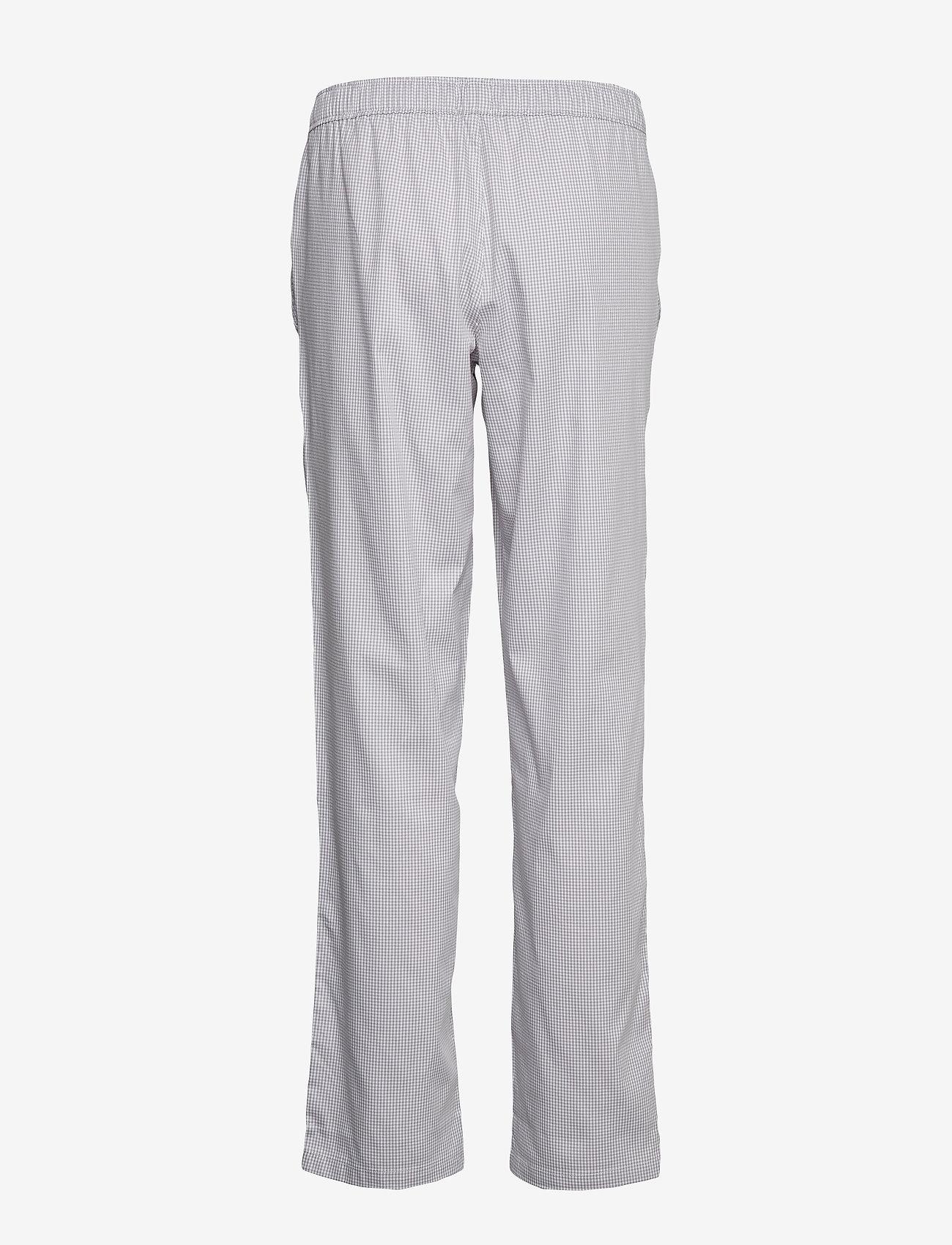 Schiesser - Long Pants - doły - light grey - 1
