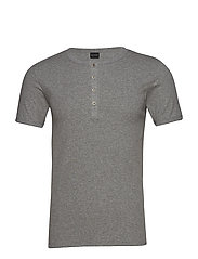 Shirt 1/2 - GREY MELANGE