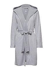 Bath Robe - LIGHT GREY