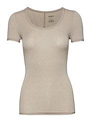 Shirt 1/2 - BROWN