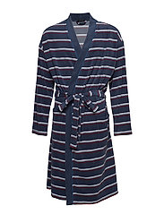 Bath Robe - INDIGO BLUE