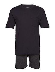 Pyjama Short - ANTHRACITE