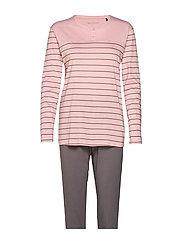 Pyjama Long - ROSEWOOD