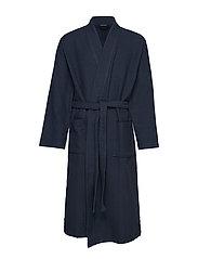 Bath Robe - DARK BLUE