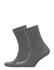 Socks - GREY MELANGE