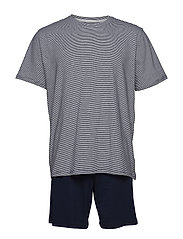 Pyjama Short - DARK BLUE
