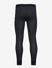Schiesser - Long Pants - base layer underdeler - dark blue - 1