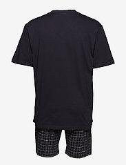 Schiesser - Pyjama Short - pyjamas - anthracite - 1