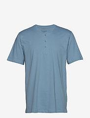 Schiesser - Shirt 1/2 - basic t-shirts - light blue - 0