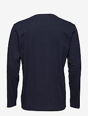 Schiesser - Shirt 1/1 - basic t-shirts - dark blue - 1