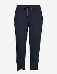Schiesser - Pants 3/4 - doły - nightblue - 0