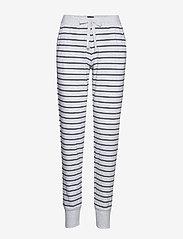 Schiesser - Long Pants - doły - grey melange - 0