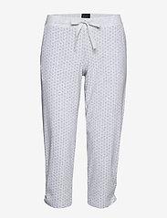 Schiesser - Pants 3/4 - doły - grey melange - 0