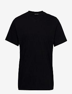 Shirt 1/2 - pyjamas - black