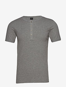 Shirt 1/2 - À manches courtes - grey melange