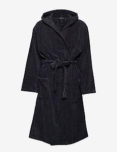 Bath Robe - BLACK