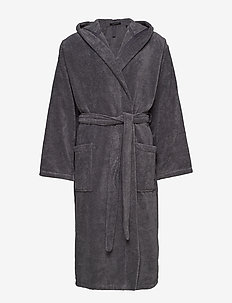 Bath Robe - bielizna - grey