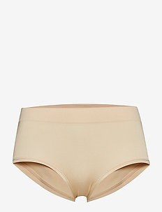 Short - culotte taille basse - nude
