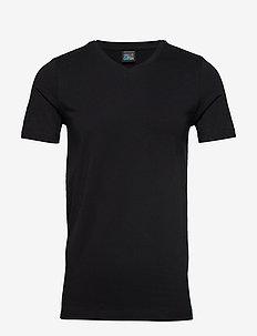 Shirt 1/2 - basic t-shirts - black