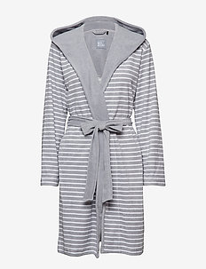 Bath Robe - LIGHT GREY
