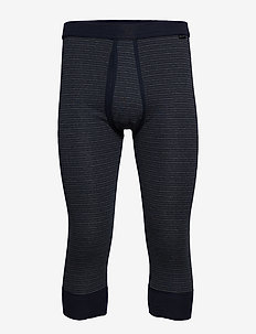 Pants 3/4 - bielizna - dark blue
