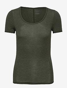 Shirt 1/2 - t-shirts - olive green
