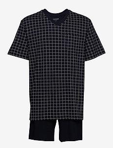 Pyjama Short - pyjamas - dark blue