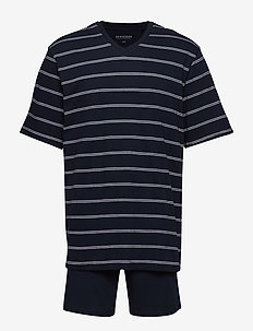 Pyjama Short - pyjamas - dark blue
