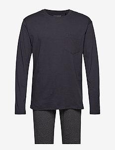 Pyjama Long - anthracite