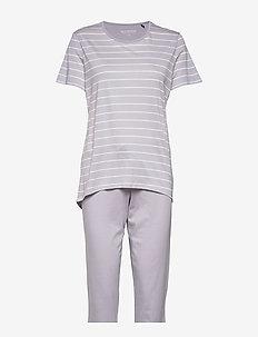 Pyjamas 3/4 - pyjamas - light grey
