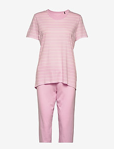 Pyjamas 3/4 - piżamy - pink