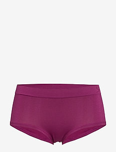 Short - culotte taille basse - red berry