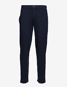 Long Pants - bottoms - dark blue
