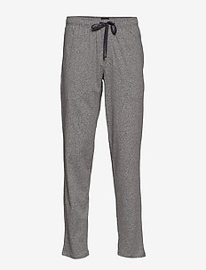 Long Pants - doły - darkgrey-mel.