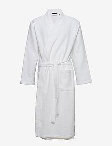 Bath Robe - robes - white