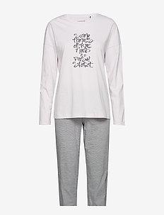 Pyjama Long - LAVENDER