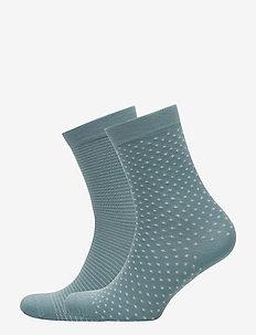 Socks - chaussettes - mint green