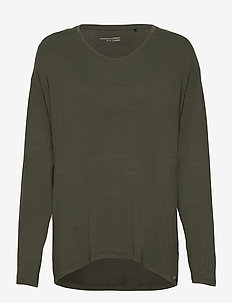 Shirt 1/1 - tops - olive green
