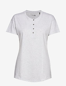 Shirt 1/2 - t-shirts - grey melange
