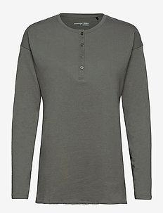 Shirt 1/1 - overdele - khaki