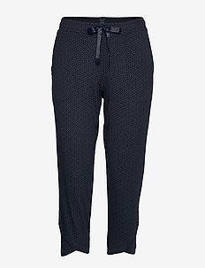 Pants 3/4 - broeken - nightblue