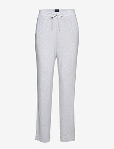 Long Pants - hosen - grey melange