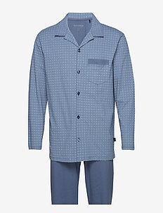Pyjama Long - INDIGO BLUE