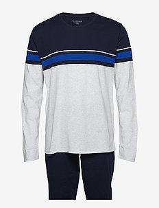Pyjama Long - DARK BLUE