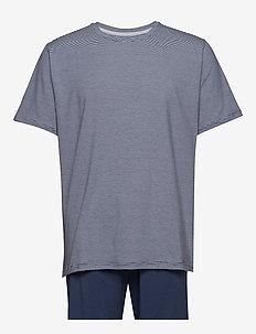 Pyjama Short - INDIGO BLUE