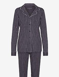 Pyjama Long - pyjamas - graphite