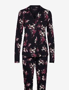 Pyjama Long - pyjamas - anthracite