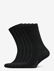 Socks - sokker - black