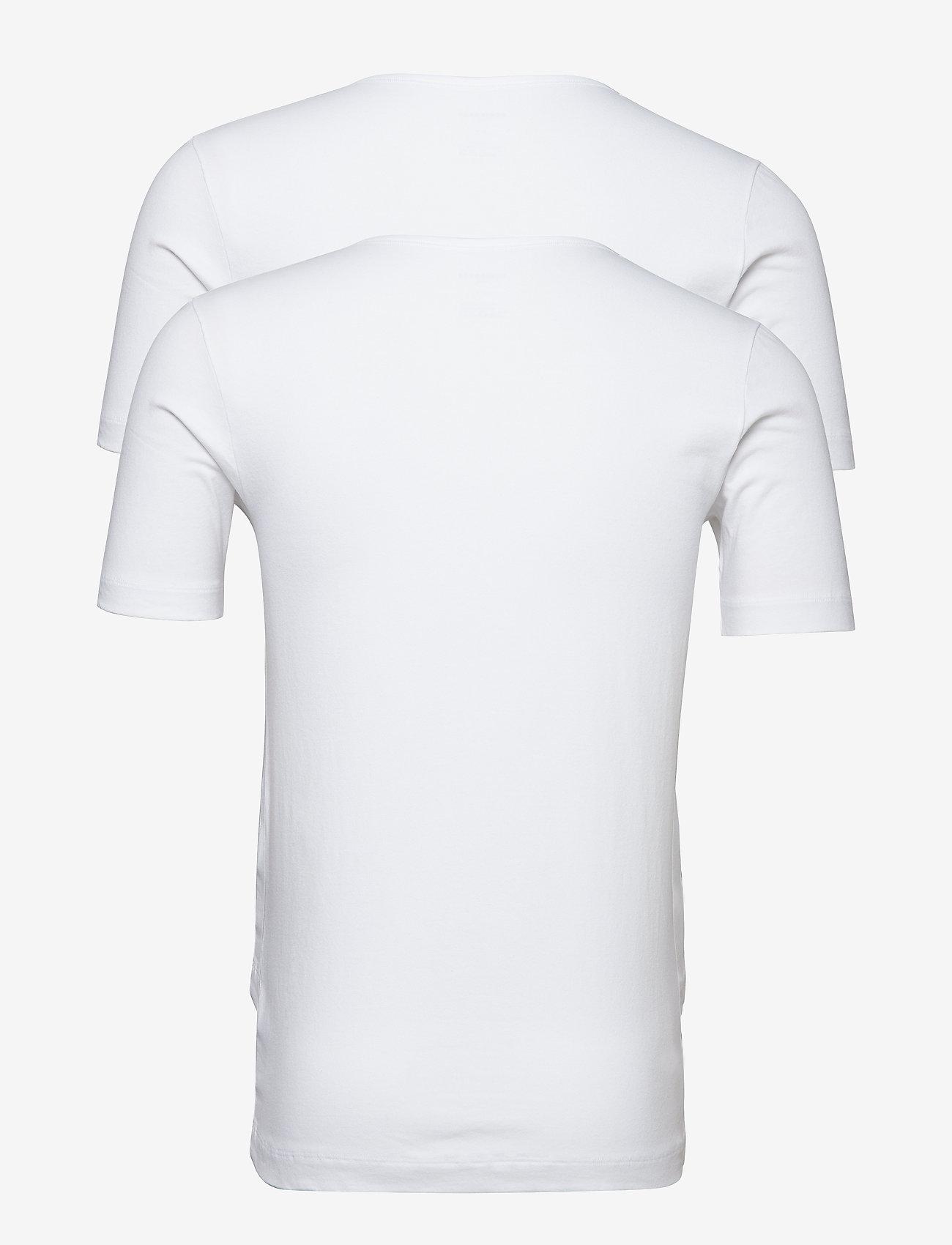 Schiesser - Shirt 1/2 - multipack - white - 1