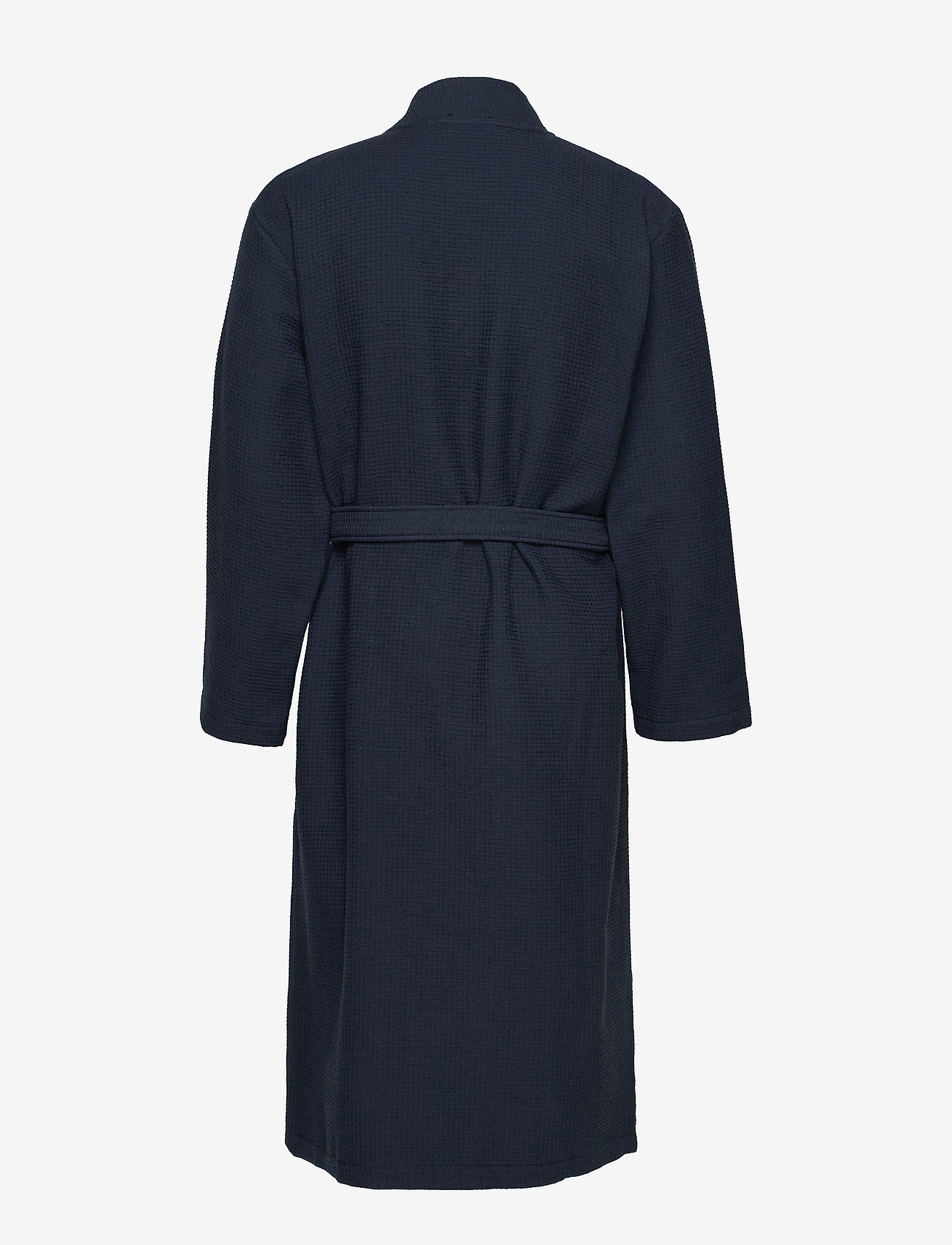 Schiesser - Bath Robe - badjassen - dark blue - 1